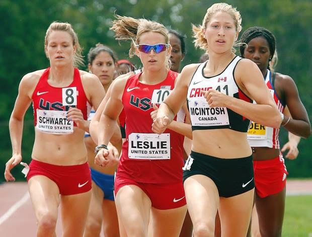 Rachel McIntosh - olympic hopeful
